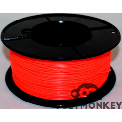 Flourescent Orange Super PLA (PETG) 1.75mm