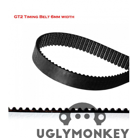 GT2 timing belt