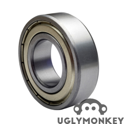 608 ZZ Deep Groove Ball Bearing