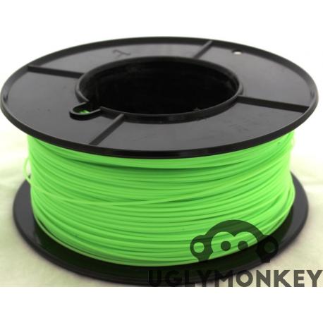 Lime Green Semi Flexible Filament