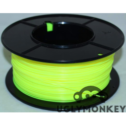 Flourescent Yellow Super PLA 1.75mm 1.75mm