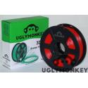 Red PLA Filament 1.75mm