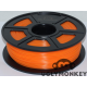 Orange PLA Filament 1.75mm
