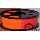 Glow in the Dark Red PLA 1kg, 1.75mm