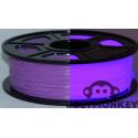 Glow in the Dark Purple PLA 1kg, 1.75mm