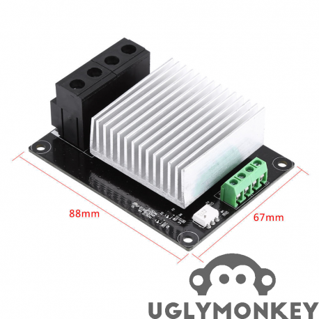 30 Amp Bed heater Mosfet