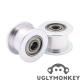 Smooth Idler pulley for GT2 belt