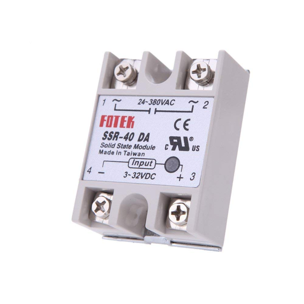 Fotek Solid State Relay Ssr Ac 40a Solidstaterelaycircuitpng