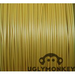 Gold 3mm ABS Filament
