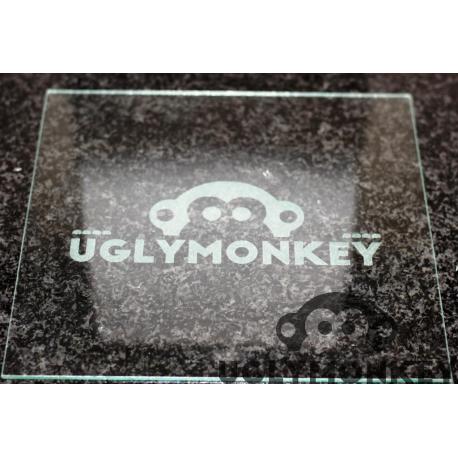 Uglymonkey Glass Bed Standard