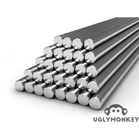 8mm Hardened chromed linear rails
