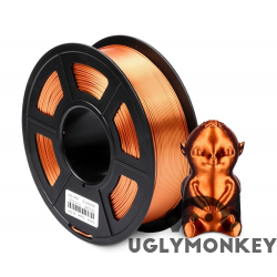Uglymonkey Silk Copper PLA