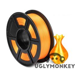 Uglymonkey Silk Brass PLA