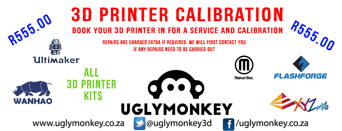 3D printer service and Calibration
