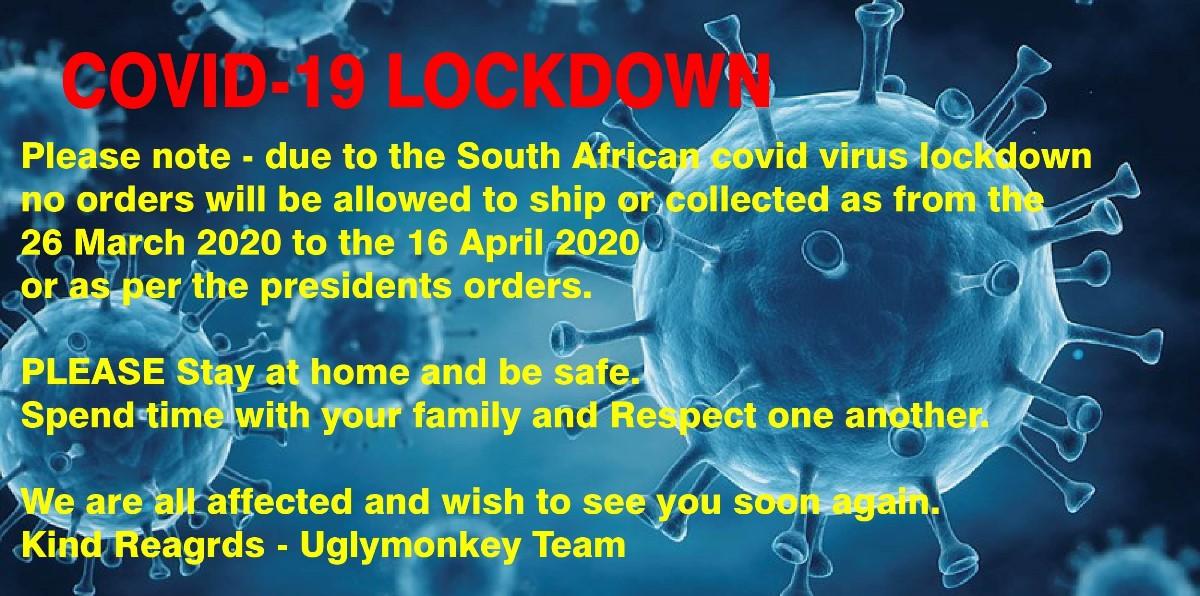 Carona- 19 Virus Lock-down
